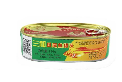 鱼罐头商标注册