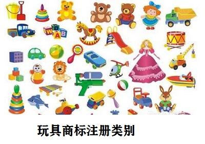 玩具商标注册类别
